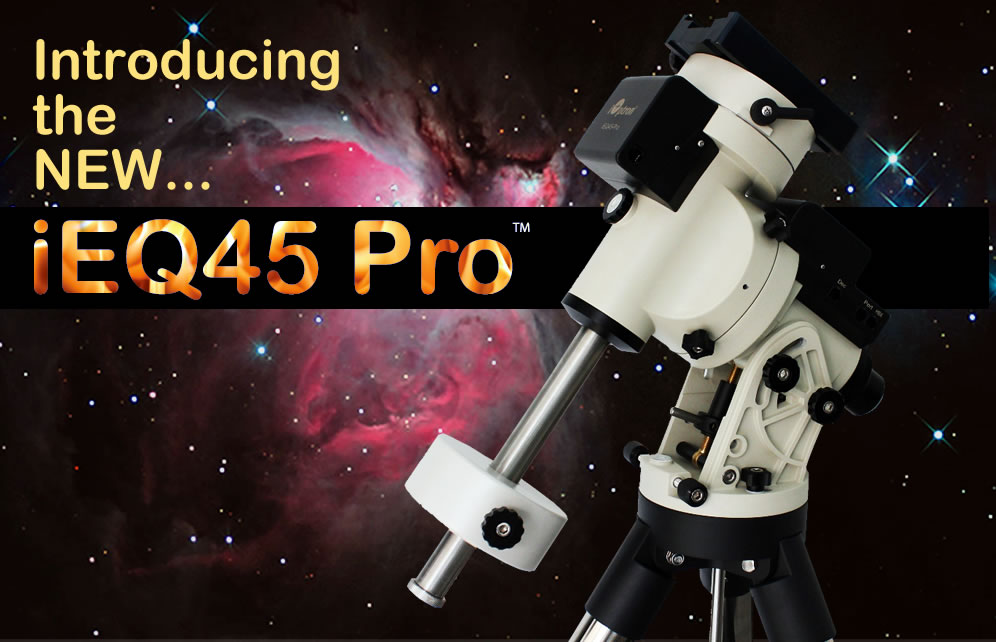 The New iEQ45 Pro is here!